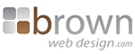Brown Web Design